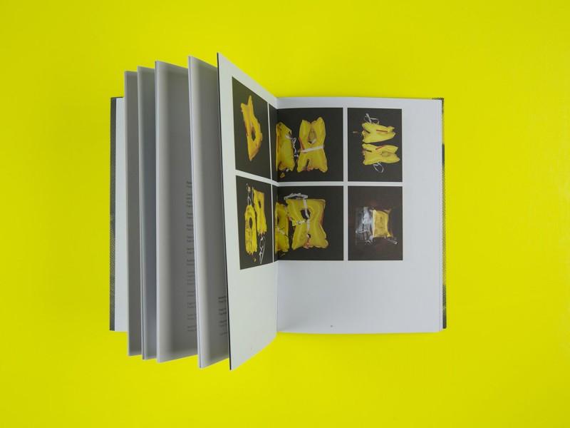 Bildgestaltung, Layout und Grafikdesign des Ausstellungskatalogs Salzburger Kunstverein